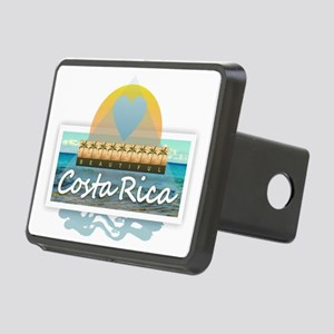 Costa Rica Rectangular Hitch Cover