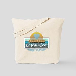 Costa Rica Tote Bag