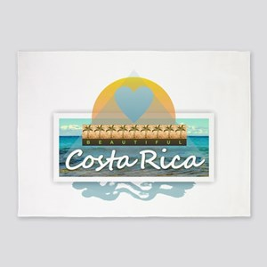 Costa Rica 5'x7'Area Rug