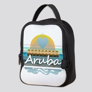 Aruba Neoprene Lunch Bag
