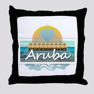 Aruba Throw Pillow