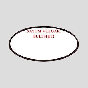 vulgar Patch