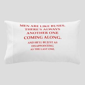 men Pillow Case