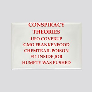 conspiracy theories Magnets