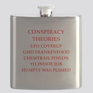 conspiracy theories Flask