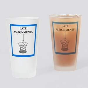 late Drinking Glass