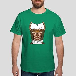 Dirndl Oktoberfest Dark T-Shirt