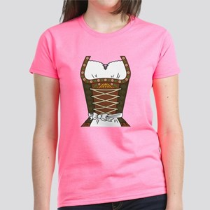 Dirndl Oktoberfest Women's Dark T-Shirt