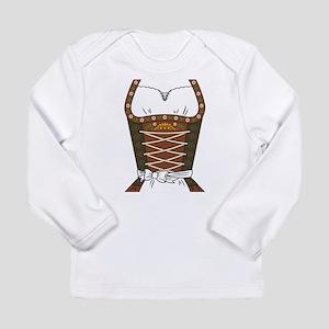 Dirndl Oktoberfest Long Sleeve Infant T-Shirt