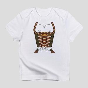 Dirndl Oktoberfest Infant T-Shirt