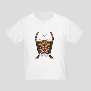 Dirndl Oktoberfest Toddler T-Shirt