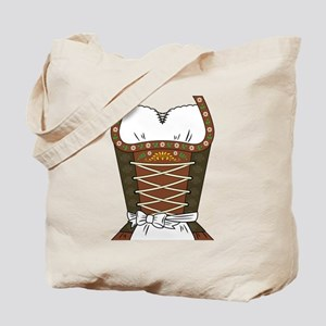Dirndl Oktoberfest Tote Bag