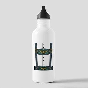 Lederhosen Oktoberfest Stainless Water Bottle 1.0L