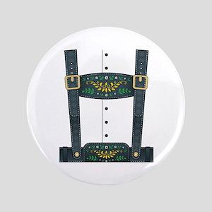 Lederhosen Oktoberfest Button