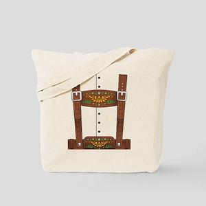Lederhosen Oktoberfest Tote Bag