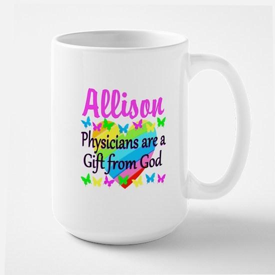 CHRISTIAN DOCTOR Large Mug
