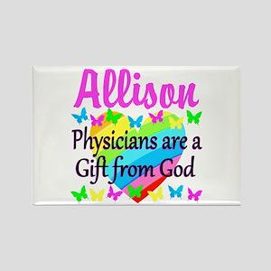 CHRISTIAN DOCTOR Rectangle Magnet