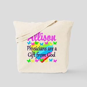 CHRISTIAN DOCTOR Tote Bag