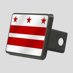 Washington DC Flag Hitch Cover