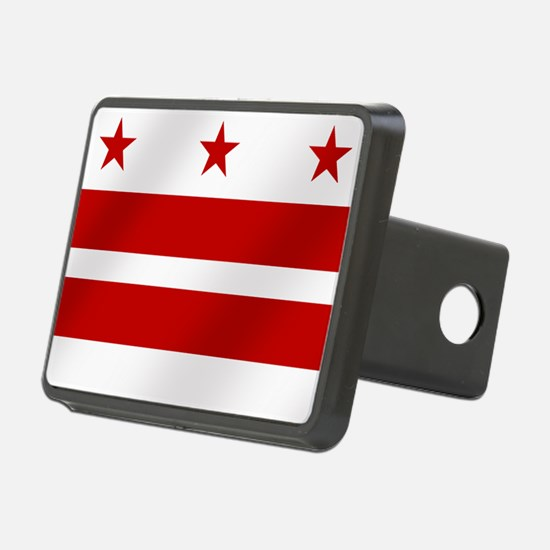 Washington DC Flag Hitch Cover