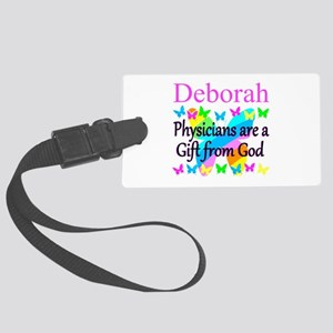 CHRISTIAN DOCTOR Large Luggage Tag