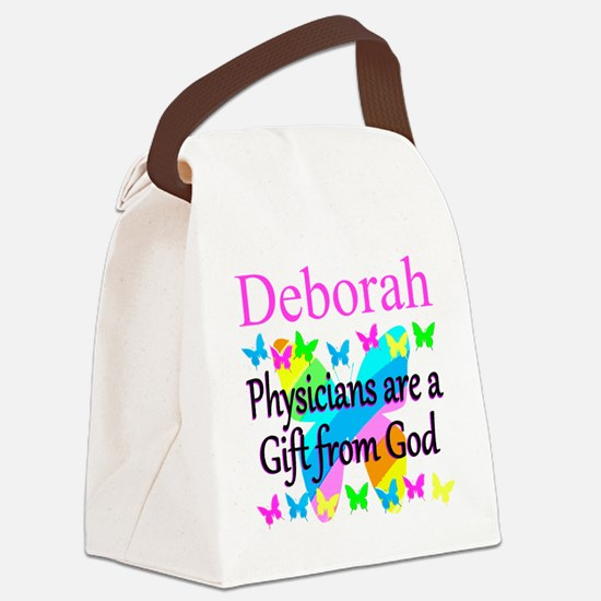 CHRISTIAN DOCTOR Canvas Lunch Bag