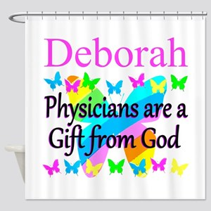 CHRISTIAN DOCTOR Shower Curtain