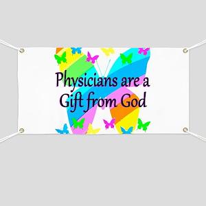 DOCTOR PRAYER Banner