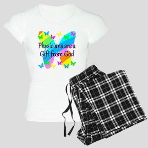 DOCTOR PRAYER Women's Light Pajamas