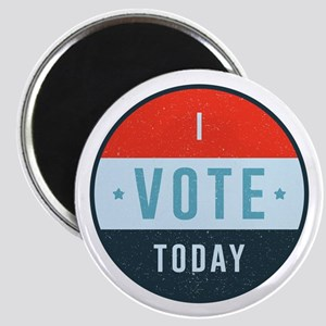 I Vote Today Magnets