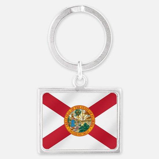 State Flag of Florida Keychains