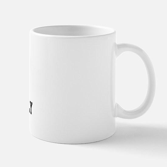 Property of Pettigrew Family Mug