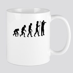 Trumpet Evolution Mugs