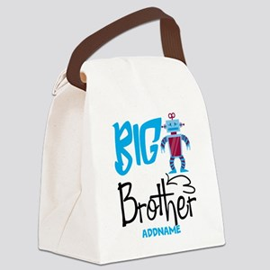 Gifts for Big Brother Personalized Canvas Lunch Ba