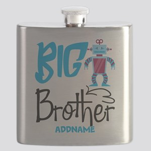 Gifts for Big Brother Personalized Flask