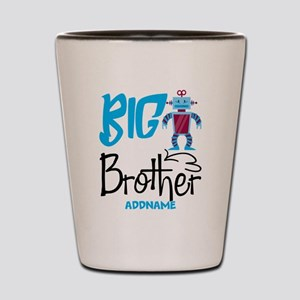 Gifts for Big Brother Personalized Shot Glass