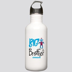 Gifts for Big Brother Personalized Water Bottle