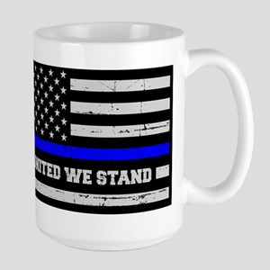 Thin Blue Line United Mugs