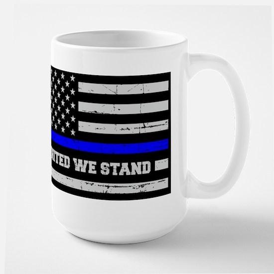 Thin Blue Line United Mugs