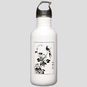 Morning Glory & Swall Stainless Water Bottle 1.0L