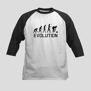Curling Evolution Baseball Jersey