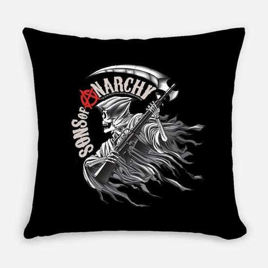 SOA Reaper Scythe Everyday Pillow