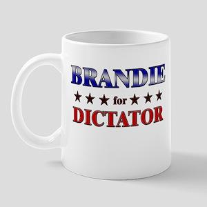 BRANDIE for dictator Mug