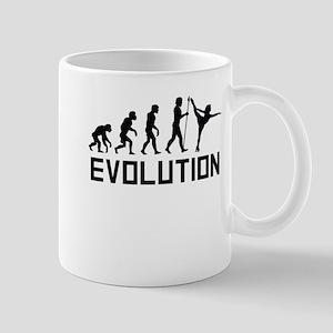 Figure Skating Evolution Mugs