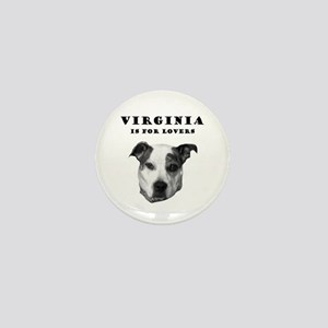 Virginia Is For Lovers Mini Button