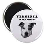 Virginia Is For Lovers Magnet