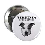 Virginia Is For Lovers Button