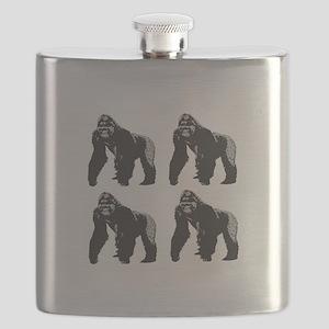 GORILLAS Flask