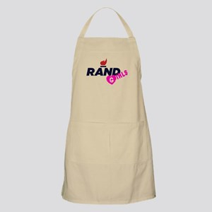 Official Rand Girls Logo Apron