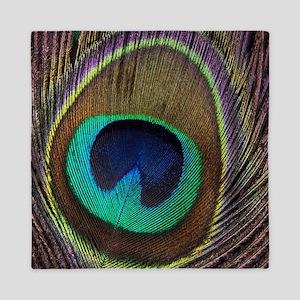 Peacock20160604 Queen Duvet